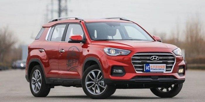 Бюджетный Hyundai ix35 обошел по популярности Hyundai Creta