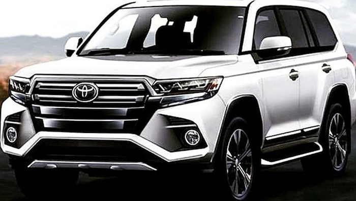 Названа дата дебюта нового Toyota Land Cruiser 300
