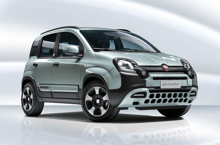 Fiat продемонстрировал первые машины с электромоторами