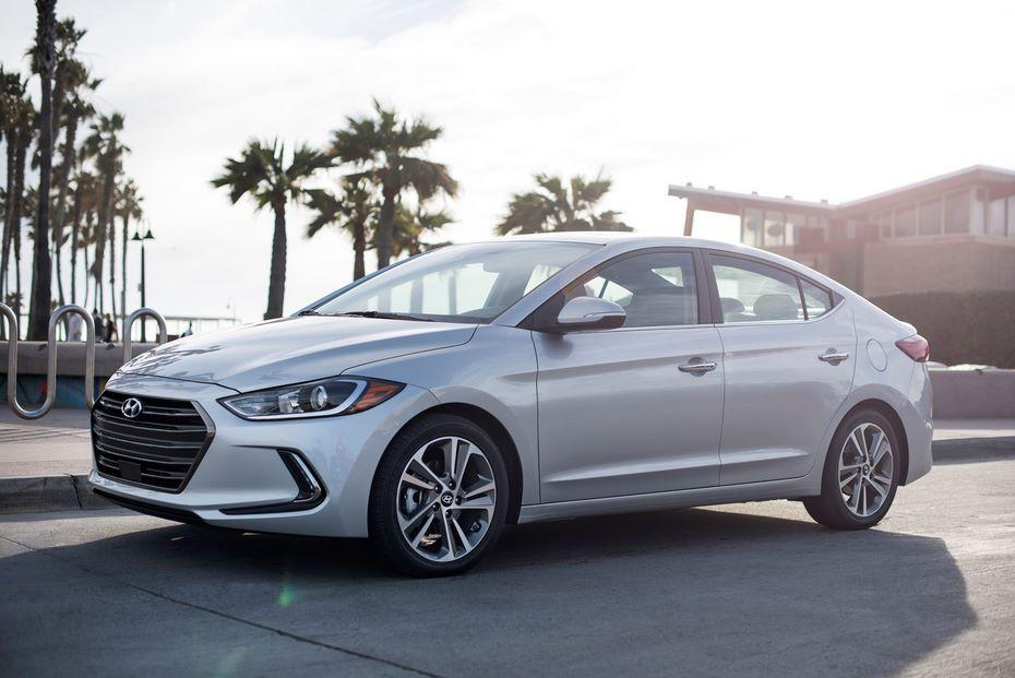 Hyundai готовится выпустить новую Elantra
