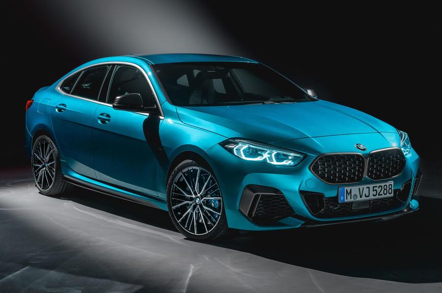 Известна стоимость нового BMW 2-Series Gran Coupe в России