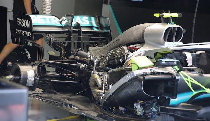В Mercedes завели новый мотор для Формулы 1. Послушайте, как он звучит