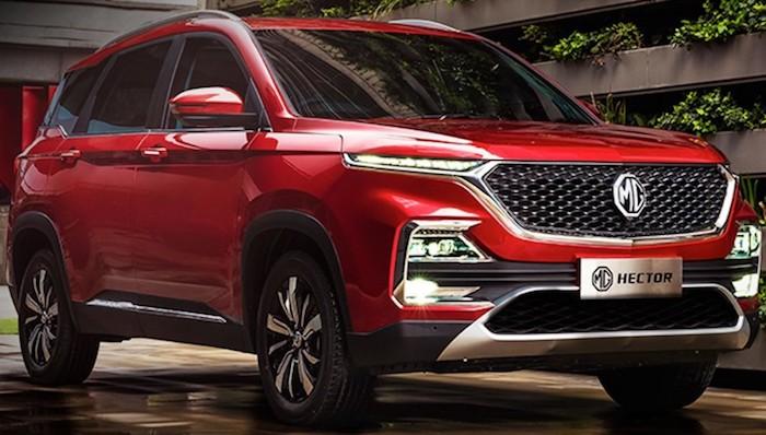 Китайский аналог новой Chevrolet Captiva стал роскошнее
