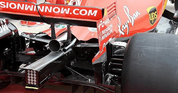 Ferrari впервые завела двигатель нового болида Формулы 1