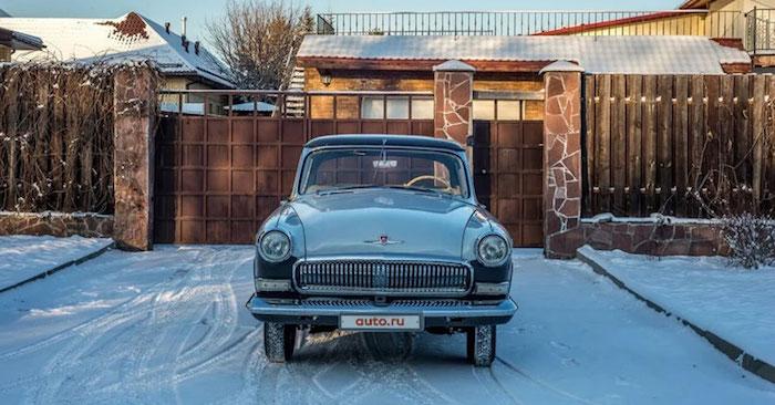 В Сети продают дизельную «Волгу» за 5,5 млн рублей