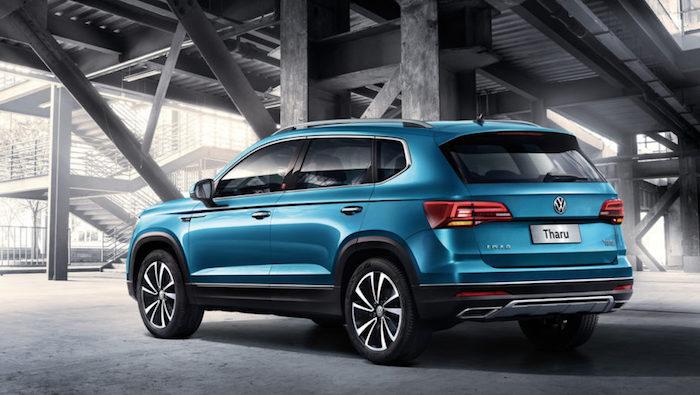 Volkswagen выведет в продажу в РФ новый бюджетный кроссовер