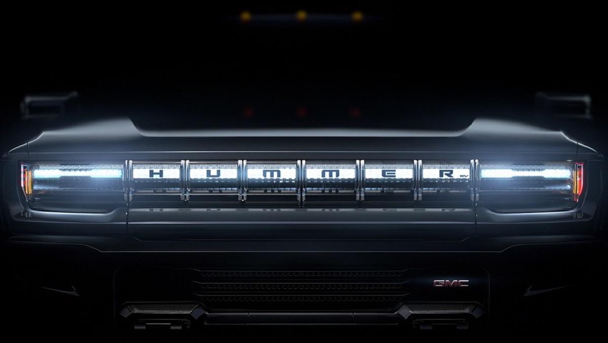Новый электрический Hummer получит 3 мотора