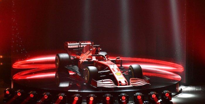 Ferrari представила болид 2020 года – SF1000