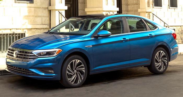 Новый Volkswagen Jetta для России обзавелся подробностями