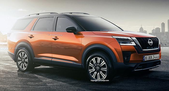 2021 nissan pathfinder carscoops 1