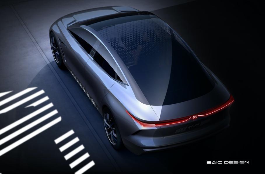 roewe pokazala dizajn budushhih elektromobilej1