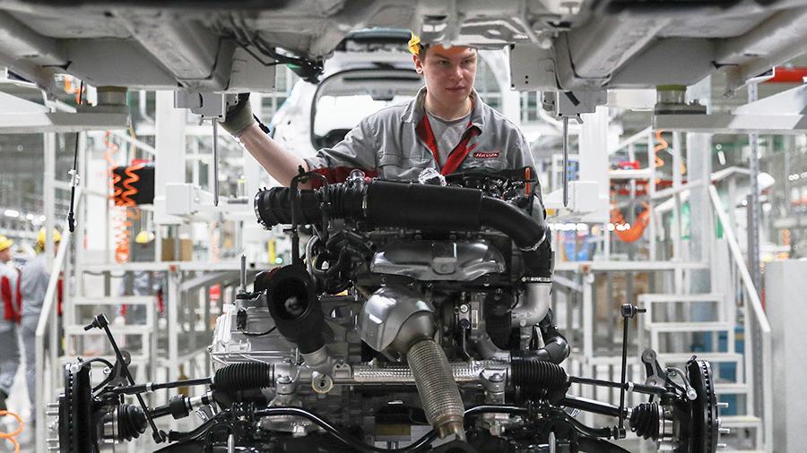 rossijskij zavod haval vozobnovil proizvodstvo