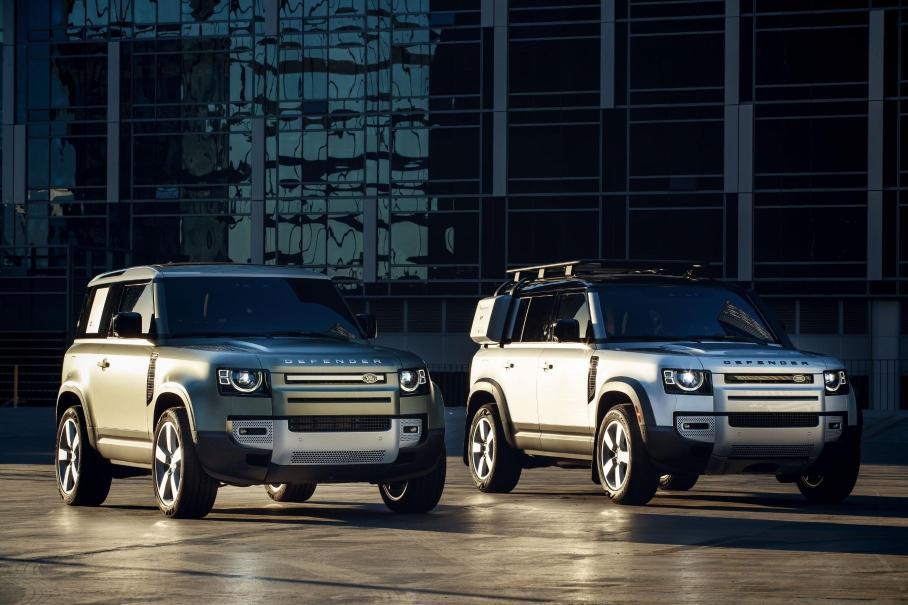 Новый Land Rover Defender доберется до России осенью. Цена известна