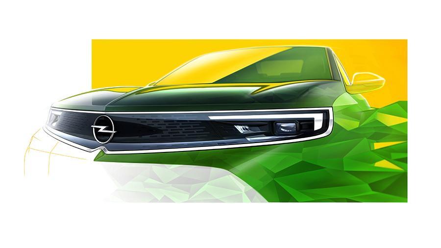 Opel Mokka второго поколения: еще больше тизеров