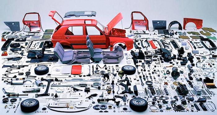 auto parts volkswagen golf 3