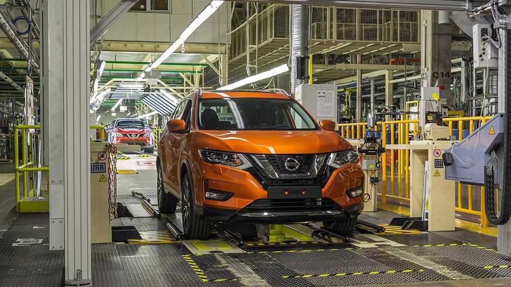 nissan planiruet sokratit proizvodstvo avtomobilej1