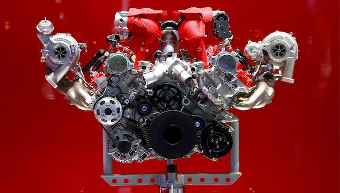 video hear ferraris 2016 f1 engine being fired up
