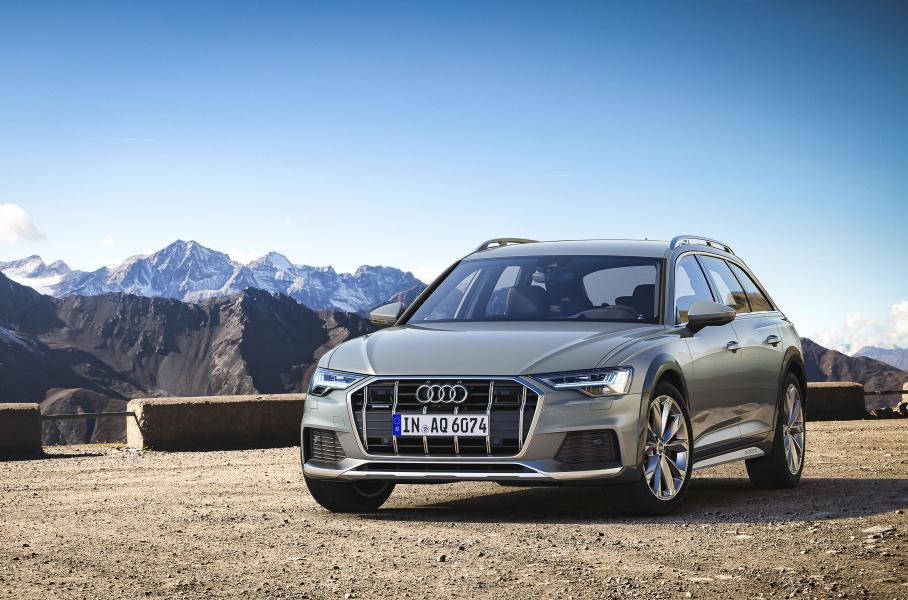 Ауди назвала стоимость универсала Ауди A6 allroad quattro в Российской Федерации