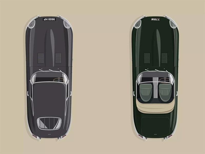 jaguar vypustit eksklyuzivnuyu seriyu rodsterov e type