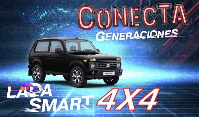 lada smart 4x4 1