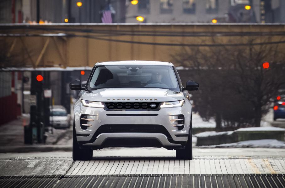 range rover evoque stanet dizelnym gibridom