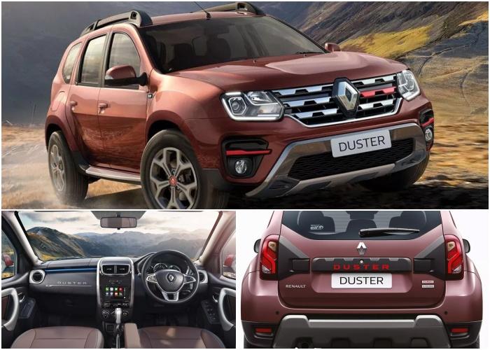 В Индии запущен Renault Duster с 1,3-литровым турбомотором