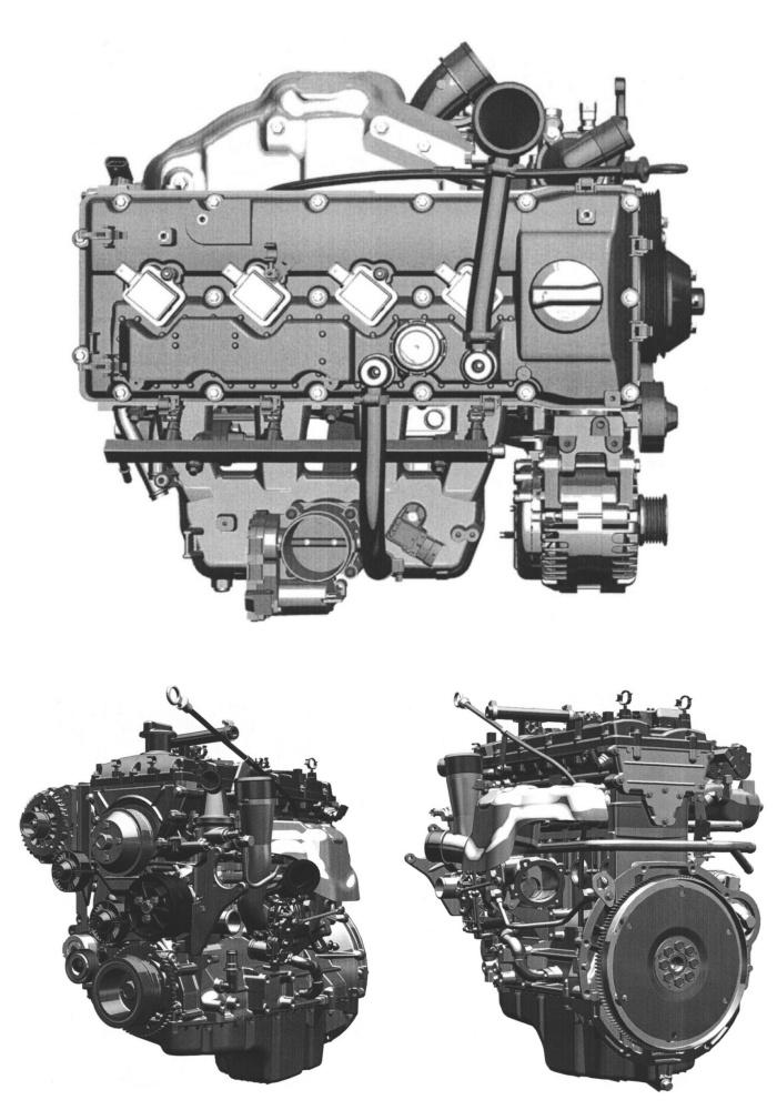 turbomotor zmz