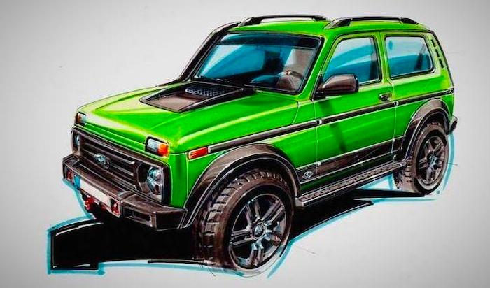 Partisan Motors выпустит спецверсию Лада 4×4 за 19 900 евро