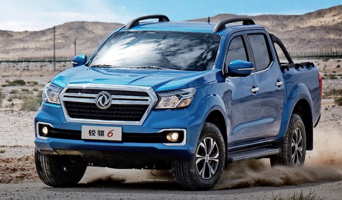 dongfeng rich6 1