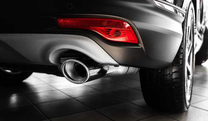 exhaust leak repair cost
