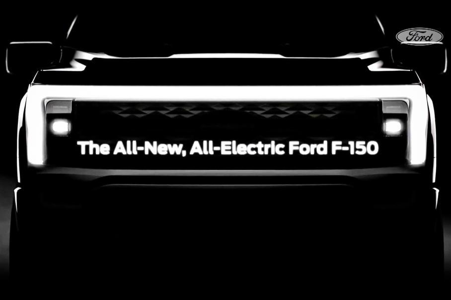 Ford построит завод стоимостью $700 млн. для производства электрических пикапов F-150