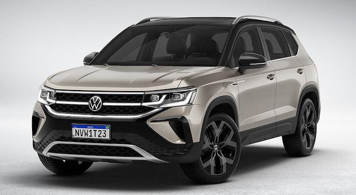 Volkswagen представил конкурента Creta и Seltos | Daily-Motor.Ru