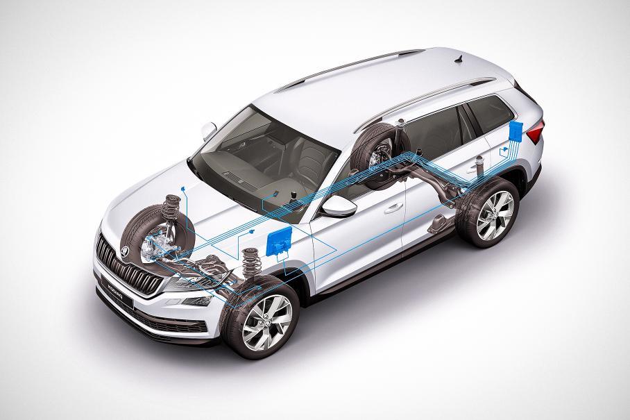 Skoda рассказала об обновлении автомобилей для России - Авто Mail.ru