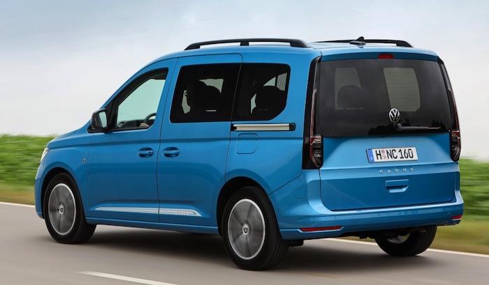volkswagen caddy v sales start 3 s