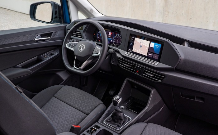 volkswagen caddy v sales start 4 s