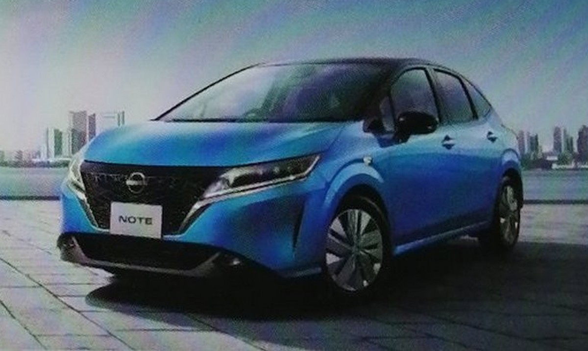 nissan note new 2