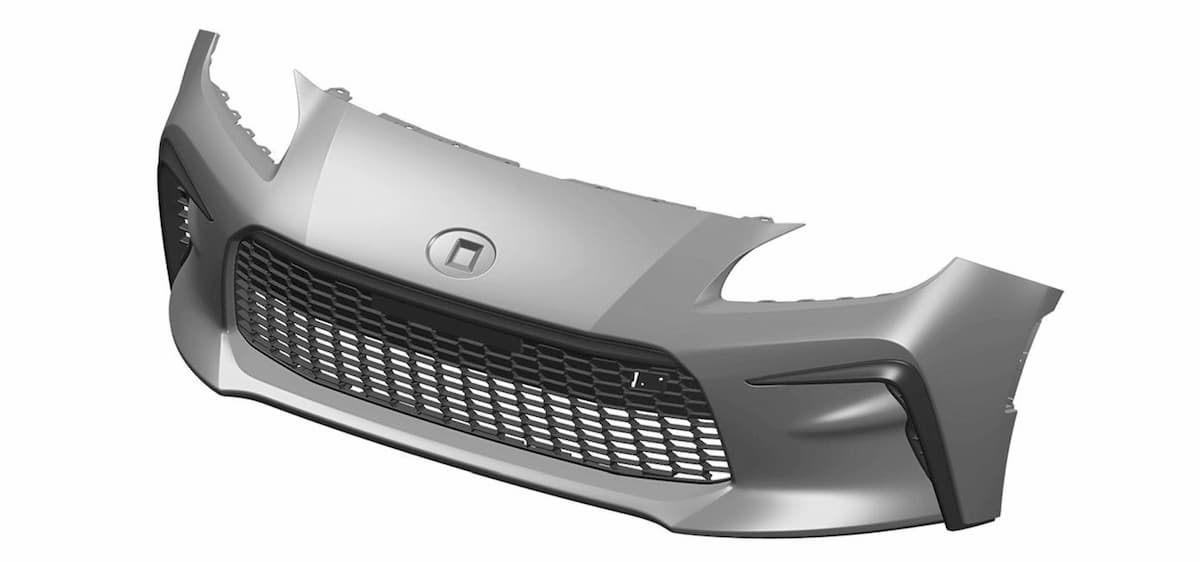 2022 toyota gr 86 bumper 1 1