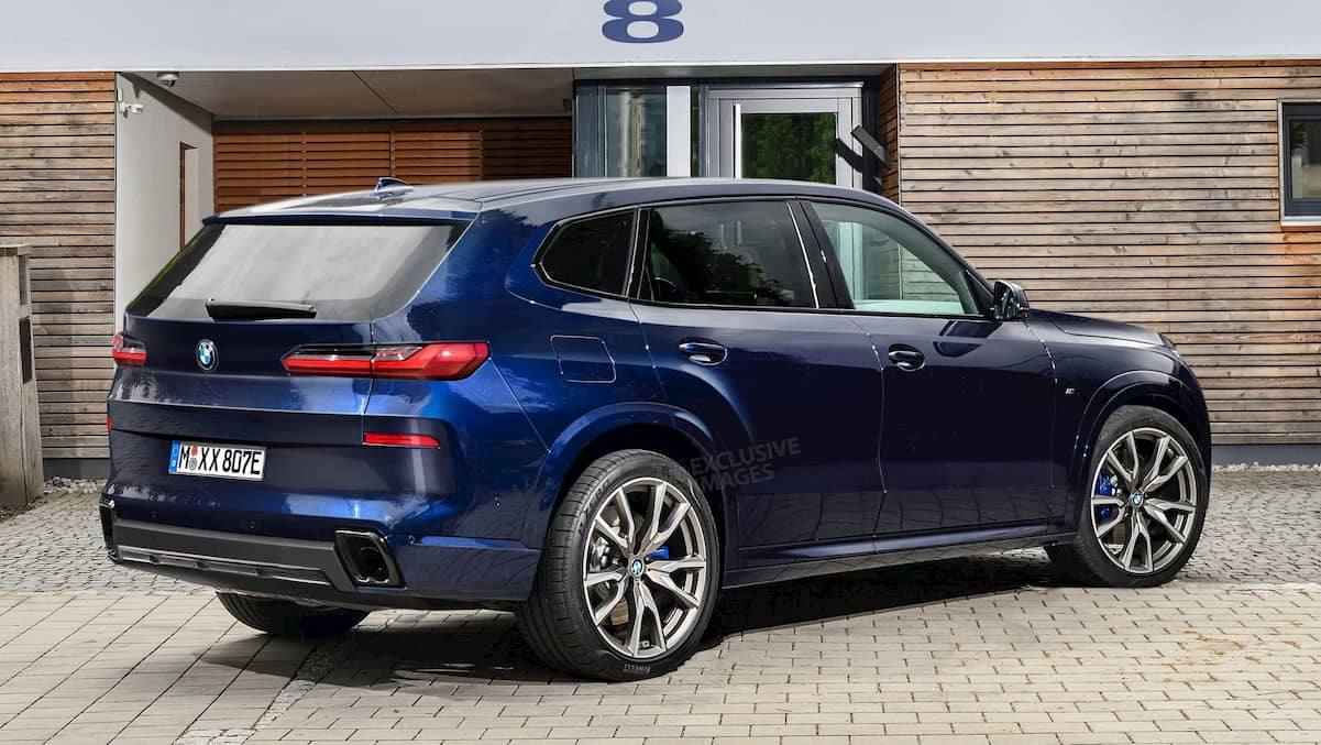 bmw x8 suv exclusive images 2 1