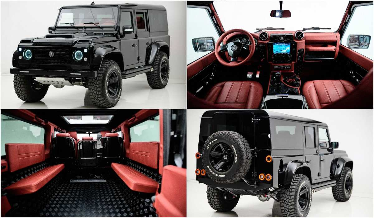 land rover ares