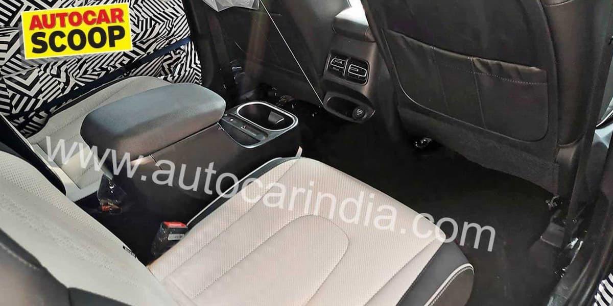 Hyundai Alcazar Interior 2 1