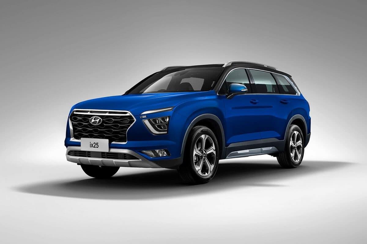 Hyundai Grand Creta Rendered 1