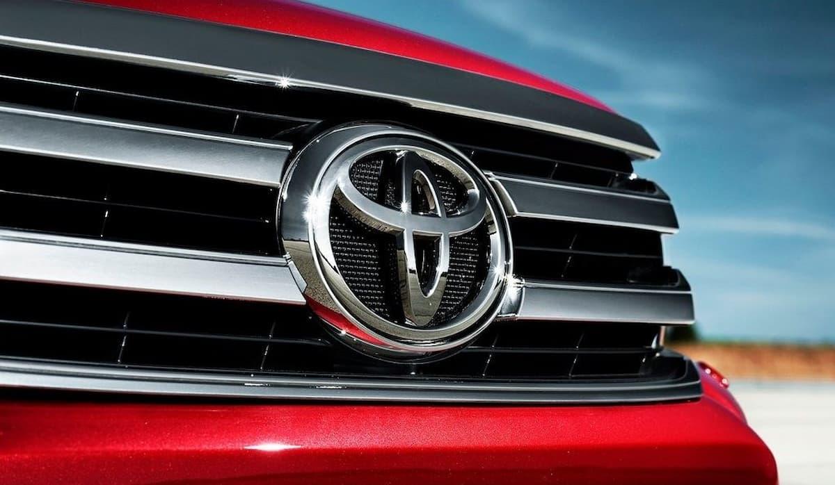 Logotip Toyota. Foto Toyota e1593518593120 1