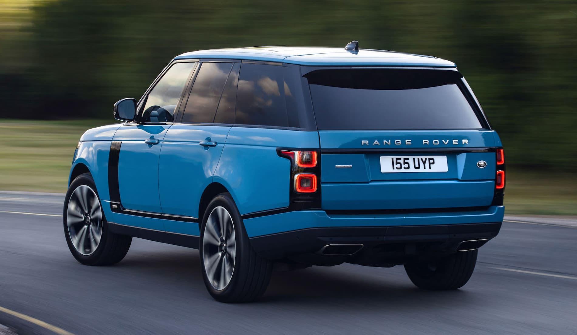 2021 Range Rover 2 1