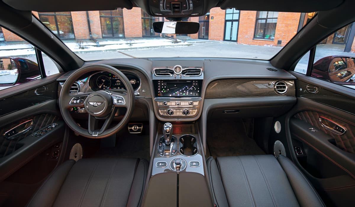 Bentley Bentayga 3 1