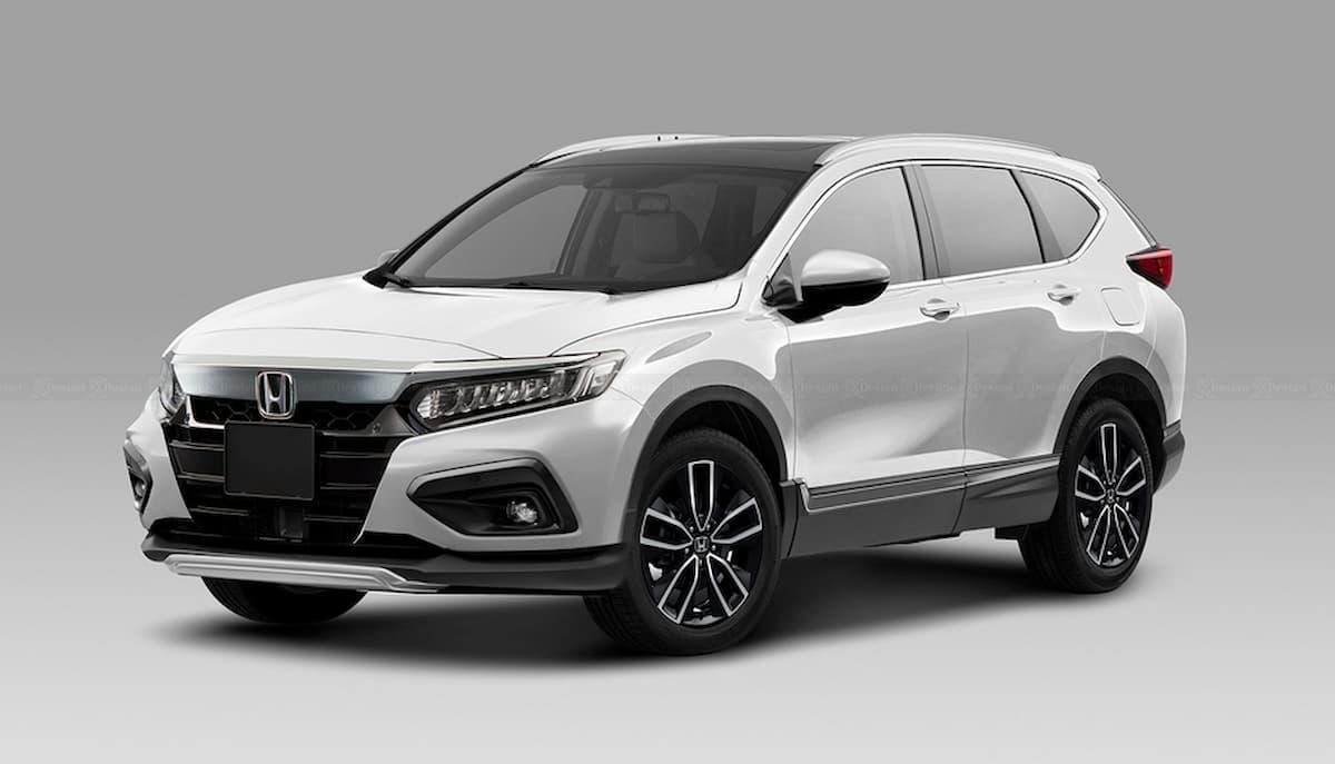 Honda CR V 2023 render1 1