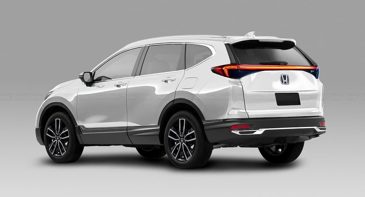 Honda CR V 2023 render2 1