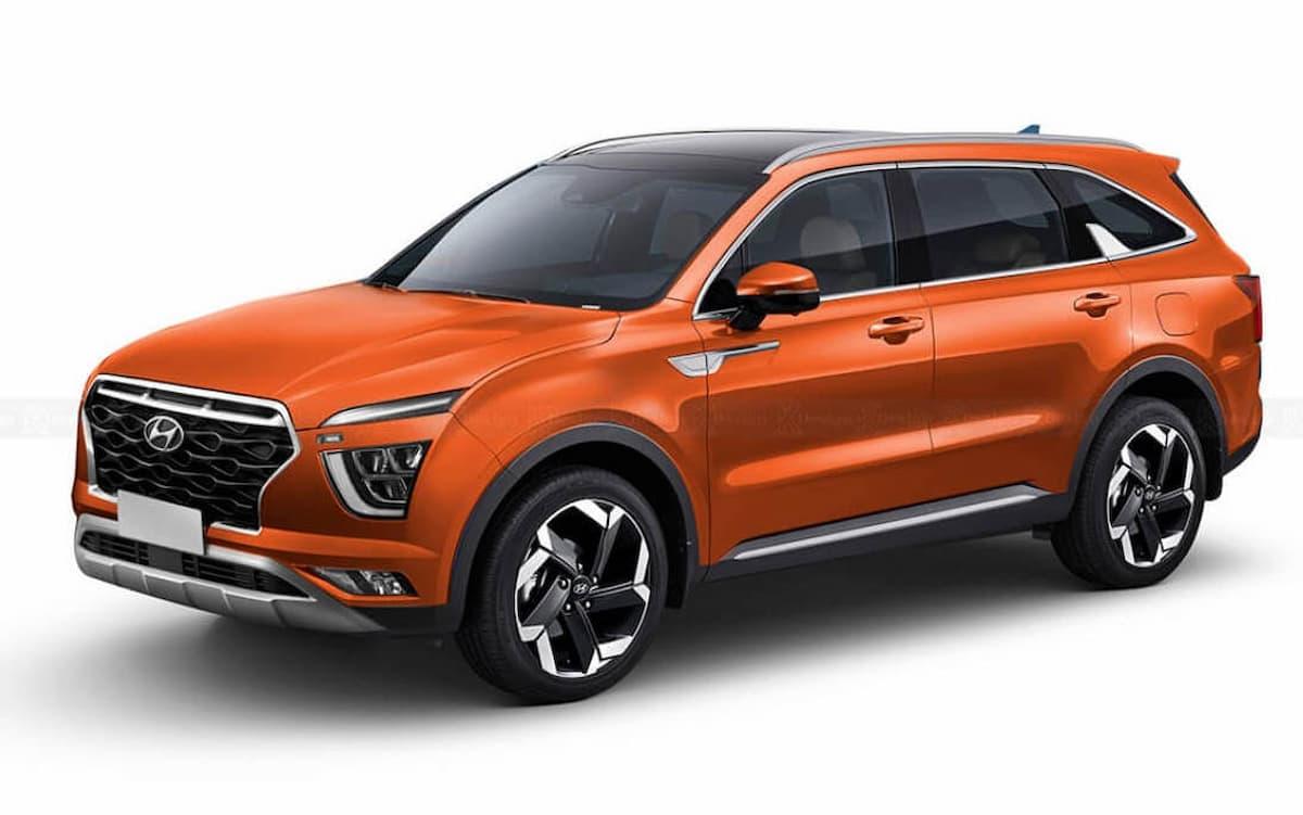 Hyundai Alcazar Rendering 1 1