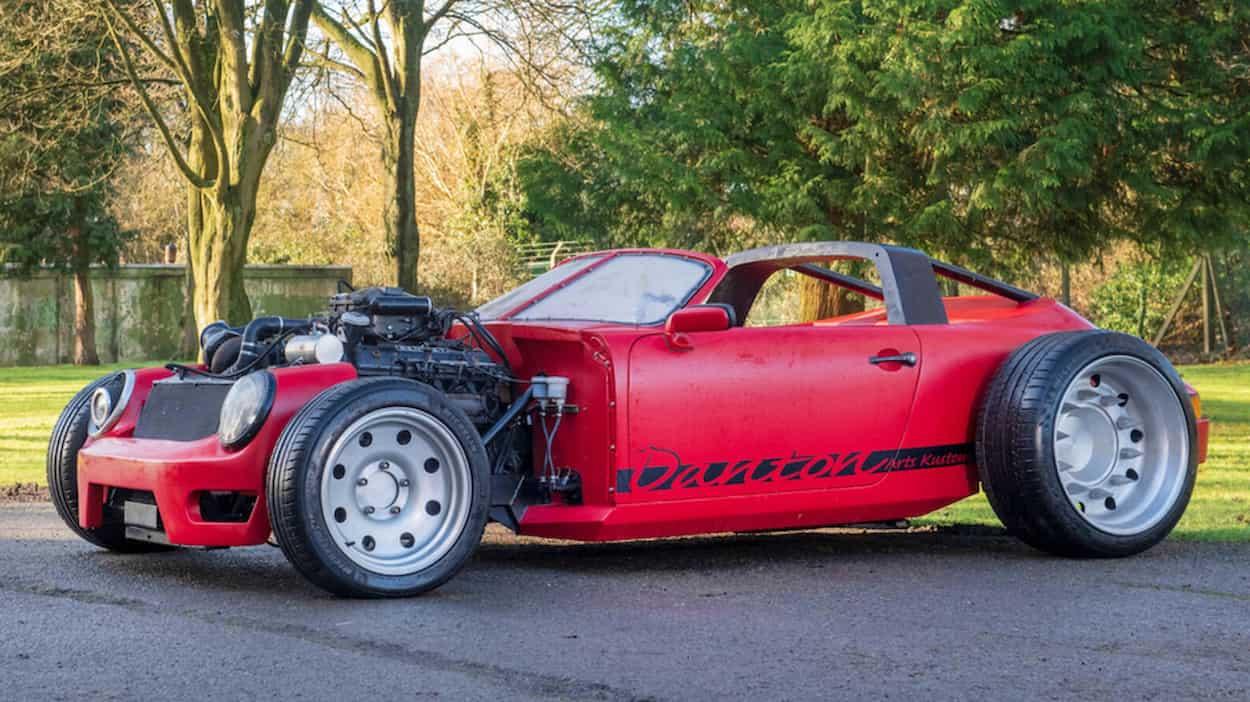 Porsche 911 Bentley V8 Turbo1 1
