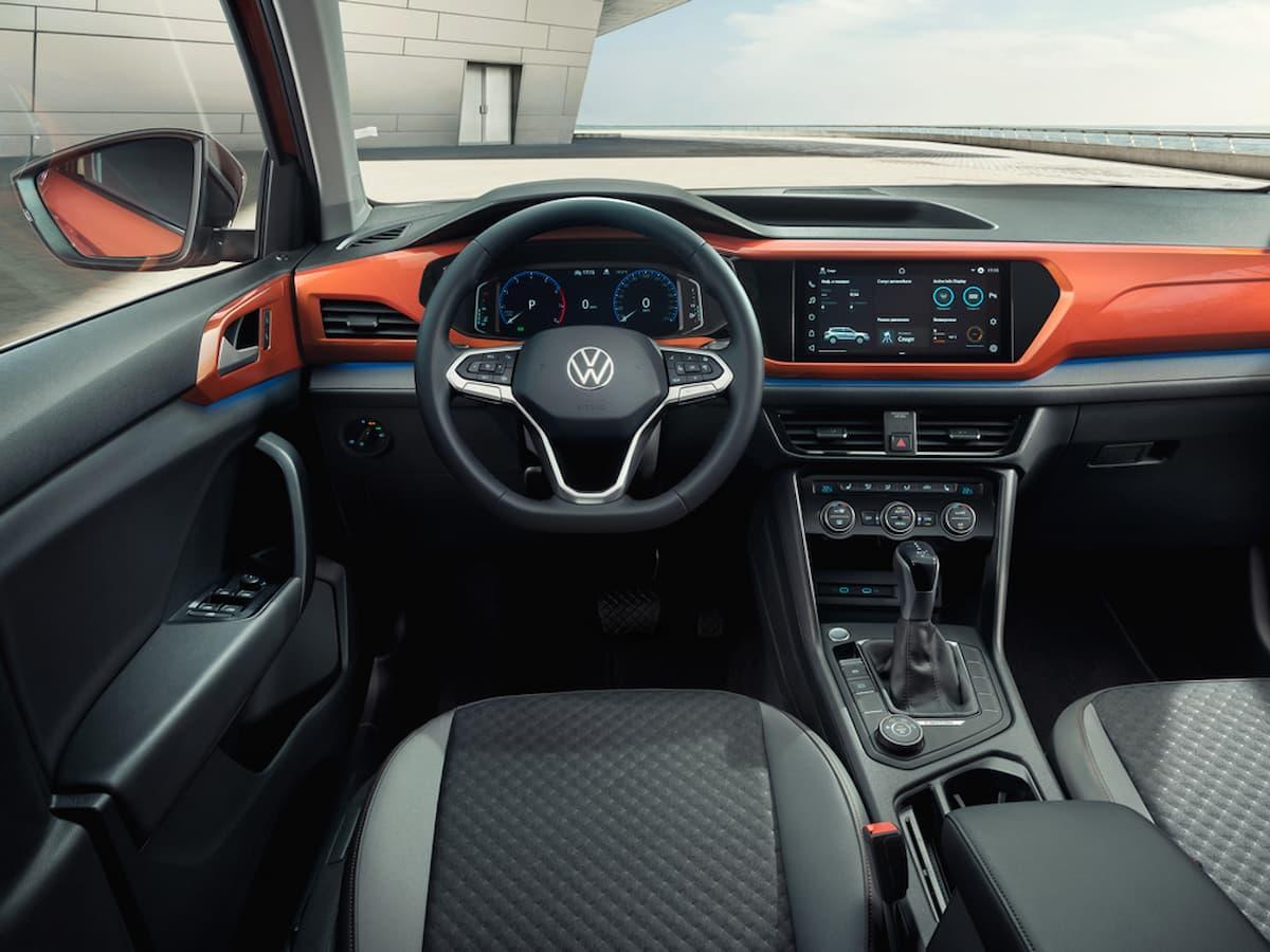 Volkswagen Taos Interior 1