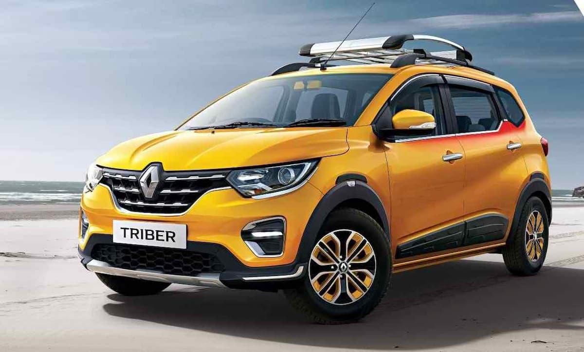2021 Renault Triber Dual Tone